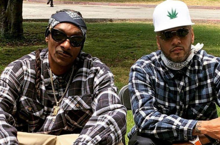 Snoop Dogg Countdown Swiss Beatz nuevo sencillo track canción play escucha