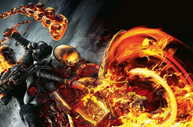 Ghost Rider Helstrom Marvel Hulu Adventure into Fear