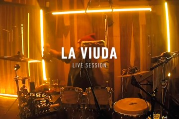 The Guadaloops presentan La Viuda Live Session