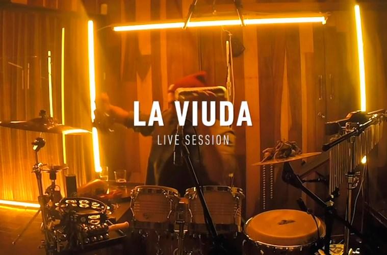 The Guadaloops presentan La Viuda Live Session