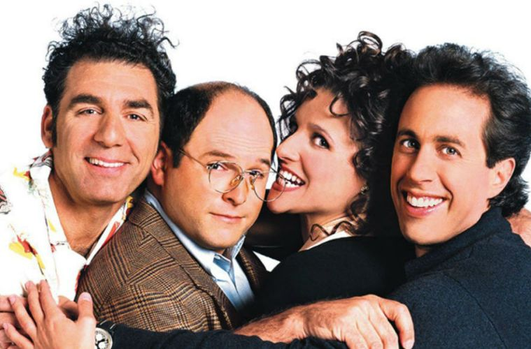Seinfeld Netflix serie derechos de transmisión show Sony Hbo Max