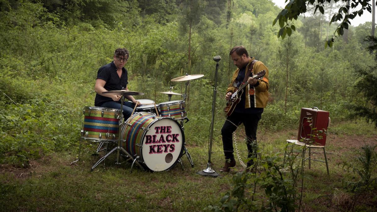 The Black Keys Go nuevo álbum gira Norteamérica sesión fans