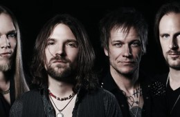 The New Roses entra al Top 10 alemán con disco nuevo
