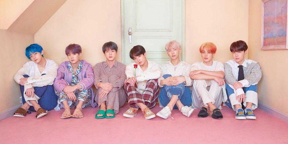 BTS, la banda K-Pop, anuncia su retiro temporal de los escenarios