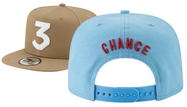 chance the rapper new era gorra colorways gorras 3