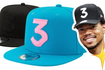 chance the rapper new era gorra colorways gorras 3