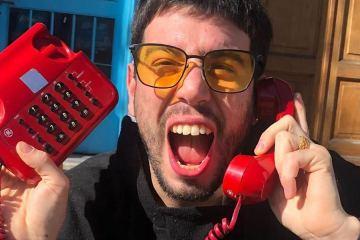 conociendo rusia nuevo video quiero que me llames 2019