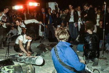 Desaolation center Sonic Youth documental película cine punk