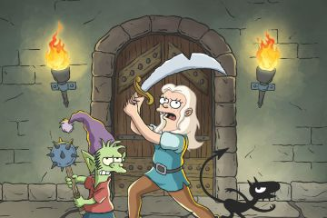 Disenchantment serie teaser tráiler segunda temporada Matt Groening