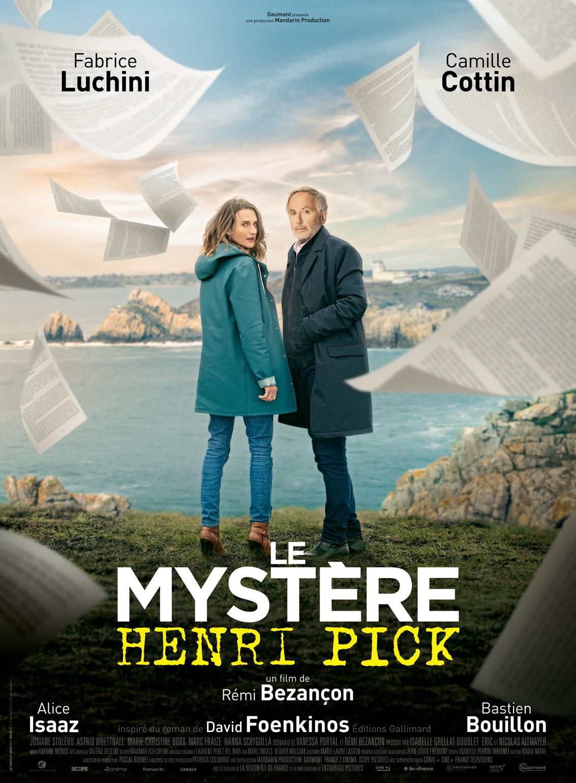 Misterio del Sr. Pick Tour de Cine Francés película cine