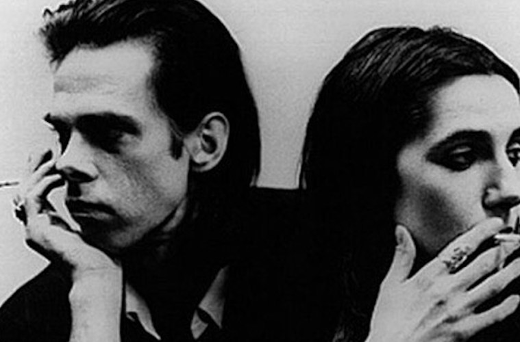 nick cave novia pj harvey relacion the red hand files