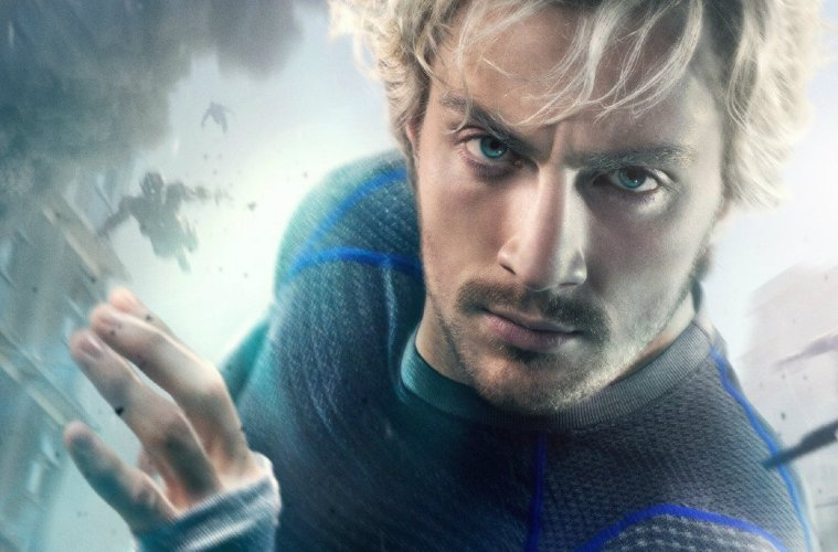 Quicksilver en Doctor Strange in the Multiverse of Madness