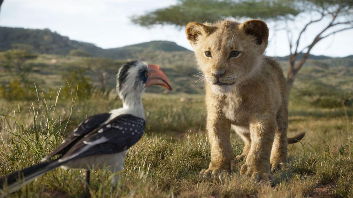 The Lion King artistas animación deep fakes nueva versión