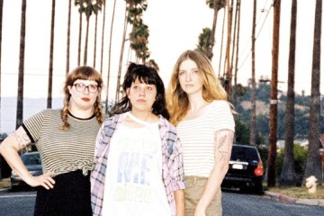 "Vivian Girls publican nuevo video ""Something to do"""