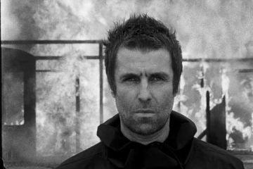 Liam Gallagher As it Was documental película cinta mira play