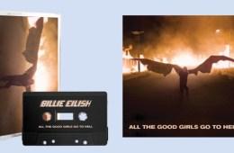 billie eilish casete vinilo good girls hell edicion especial 2019