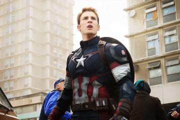 Capitán América Star Wars