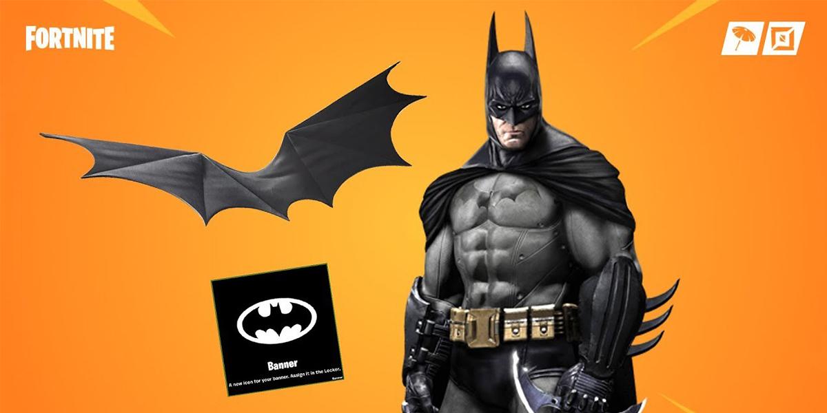 Batman también llegará a Fortnite — Ya es oficial