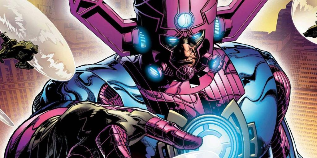 Liam Neeson será Galactus en Marvel