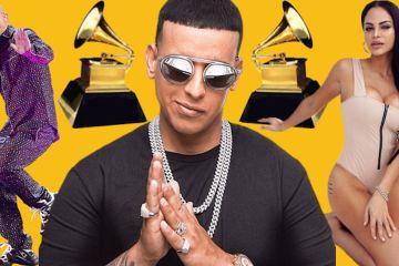 j balvin grammy latin daddy yankee sin reggaeton natti