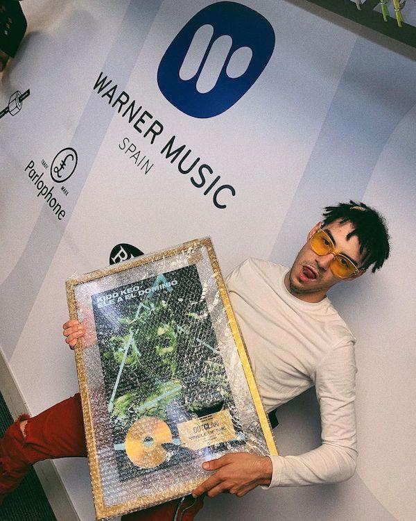 kidd keo disco de oro nuevo back to rockport warner 2019