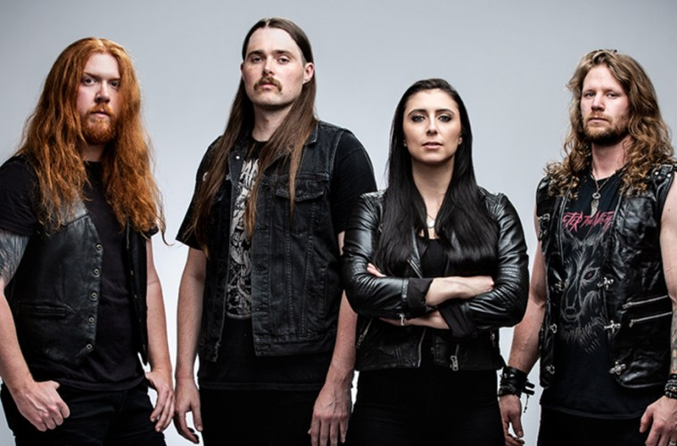 Unleash the Archers revela nuevo video-sencillo
