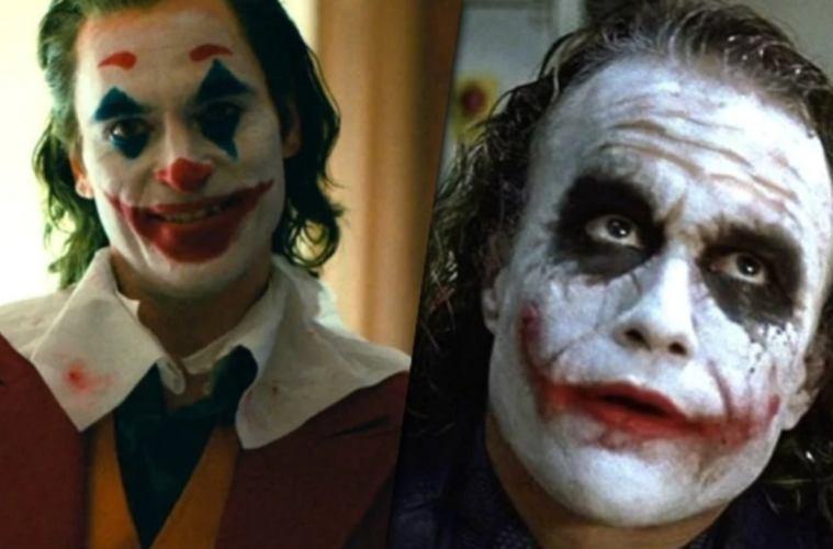 Joker homenaje a Heath Ledger Joaquin Phoenix