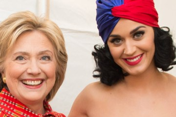 katy perry demanda disfraz hillary clinton