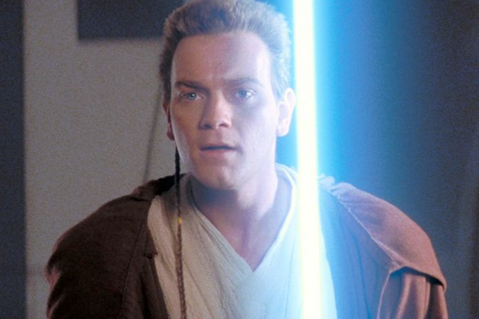 Obi-Wan Kenobi trencita