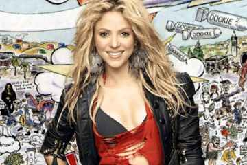 shakira cover green day basket case video twitter