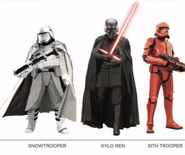 star wars the rise of the skywalker personajes 2019