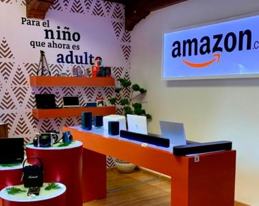 Amazon inaugura su increíble Holiday House ideal para el Buen Fin