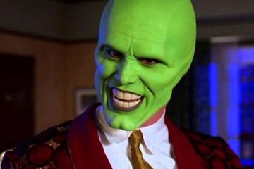 Jim Carrey la mascara nueva pelicula Warner Bros