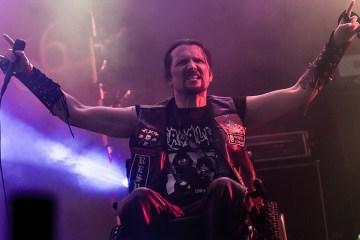 Possessed, los padrinos del death metal, en Monterrey