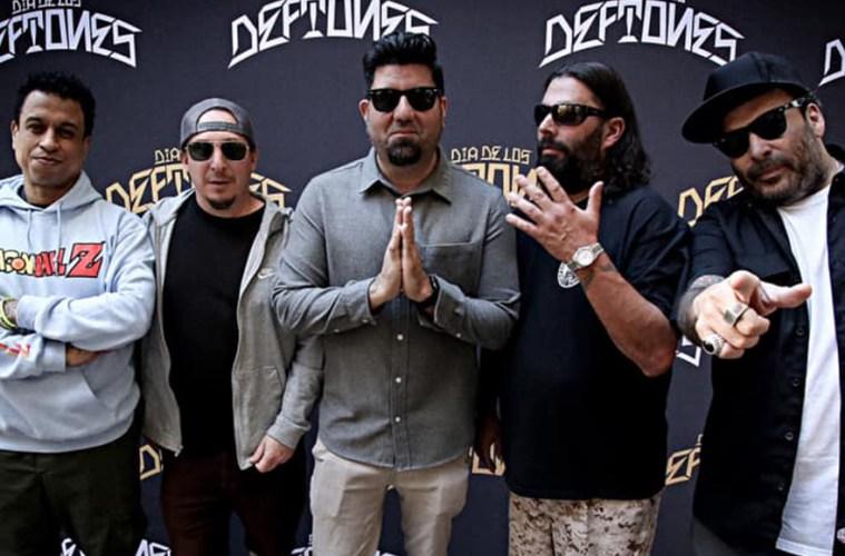 Deftones estrenará su nuevo álbum el próximo año - #SigueLeyendo