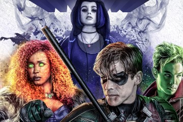 titans serie tercera temporada dc universe