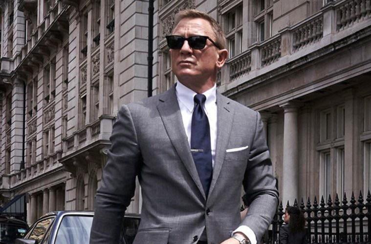 james bond nueva pelicula no time to die daniel craig 007