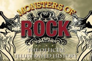 El festival Monsters of Rock tendrá un libro que celebre su legado