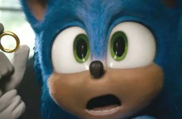 sonic the hedgehog nueva pelicula poster comic con experience brasil 2019