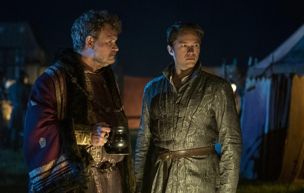 Mira las primeras imágenes de 'The Letter For The King'