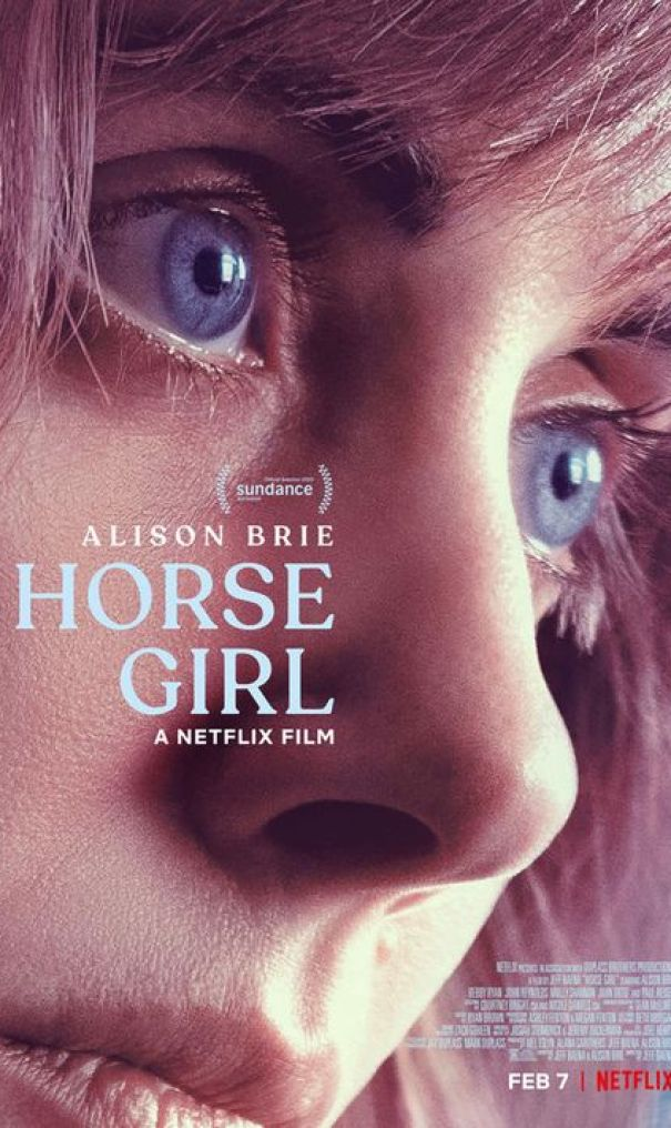horse girl new movie alison brie, netflix