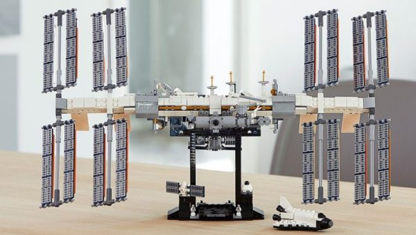 lego nuevo set estacion espacial internacional caracteristicas precio
