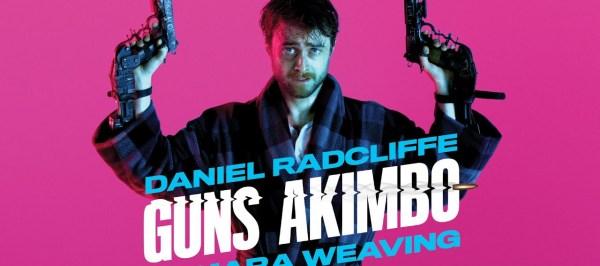 daniel radcliffe nueva pelicula guns akimbo meme trailer