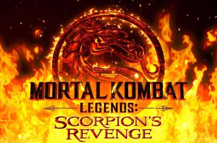 mortal kombat legends scorpios revenge trailer pelicula animada