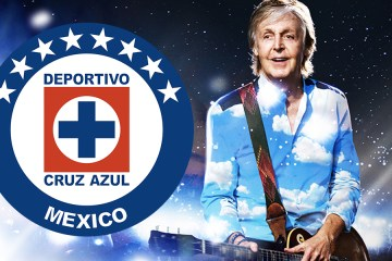 paul mccartney inauguracion estadio cruz azul 2021