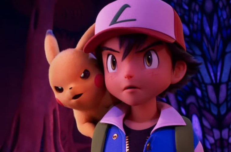 pokemon mewtwo strikes back nueva pelicula animacion digital netflix 2020