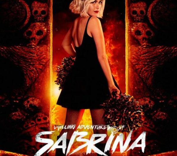 el mundo oculto de sabrina serie netflix trailer tercera temporada