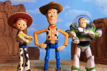 toy story 3 irl stop motion live action youtube pixar