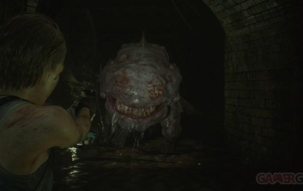 resident evil 3 remake imagenes filtradas nemesis