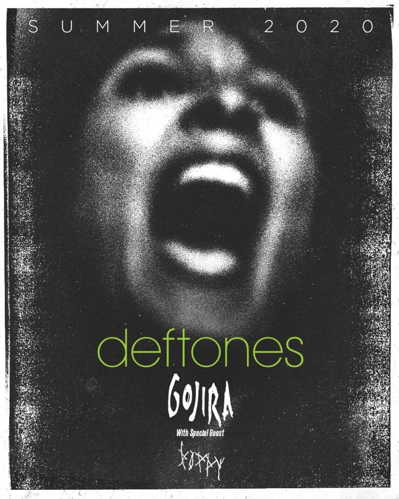 Deftones-Gojira-poppy-tour-2020
